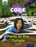 Project X CODE Extra: Green Book Band, Oxford Level 5: Jungle Trail: Panic in the Jungle