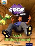 Project X CODE Extra: Purple Book Band, Oxford Level 8: Pyramid Peril: Lost Underground