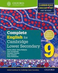 Complete English for Cambridge Lower Secondary 9