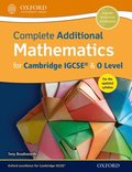 Complete Additional Mathematics for Cambridge IGCSE(R) & O Level