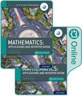 Oxford IB Diploma Programme: IB Mathematics: applications and interpretation, Standard Level, Print and Enhanced Online Course Book Pack