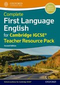 Complete First Language English for Cambridge IGCSE Teacher Resource Pack