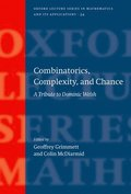 Combinatorics, Complexity, and Chance
