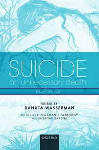 oxford textbook of suicidology and suicide prevention