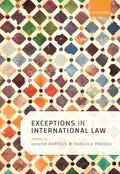 Exceptions in International Law