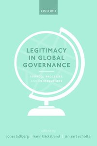 Legitimacy in Global Governance