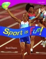 Oxford Reading Tree: Level 10: Treetops  Non-Fiction: Sport is fun!