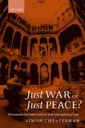 Just War or Just Peace?