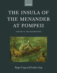 The Insula of the Menander at Pompeii