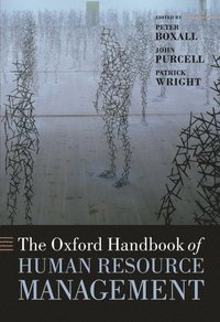the oxford handbook of evidence based management