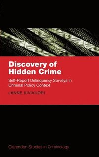Discovery of Hidden Crime