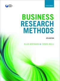 Business Research Methods