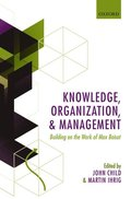 Knowledge, Organization, and Management