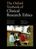 Oxford Textbook of Clinical Research Ethics