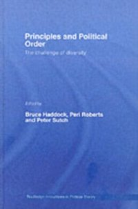 Principles and Political Order