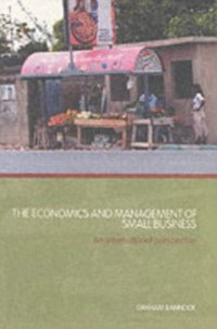 Economics and Management of Small Business