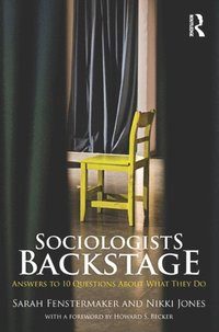 Sociologists Backstage