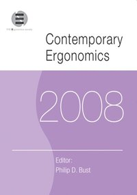 Contemporary Ergonomics 2008