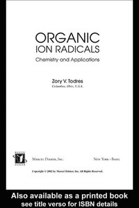 organic mechanochemistry and its practical applications todres zory vlad