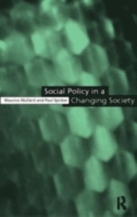 Social Policy in a Changing Society