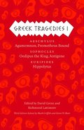 Greek Tragedies 1
