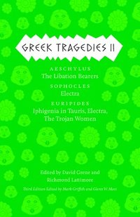 Greek Tragedies 2: 2
