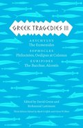 Greek Tragedies 3: 3