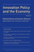 Innovation Policy and the Economy 2014