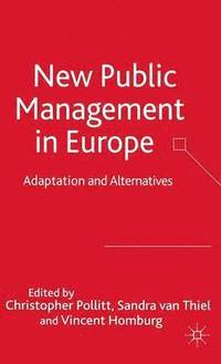 New Public Management in Europe