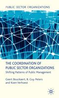 The Coordination of Public Sector Organizations