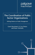 Coordination of Public Sector Organizations
