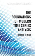 The Foundations of Modern Time Series Analysis