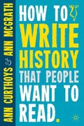 How to Write History that People Want to Read