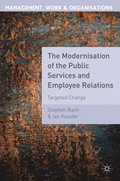 Modernisation of the Public Services and Employee Relations