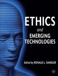 Ethics and Emerging Technologies