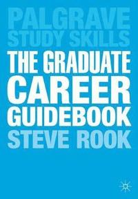 The Graduate Career Guidebook