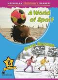 Macmillan Childrens Readers - A World of Sport - Snow Rescue - Level 5