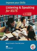 Improve Your Skills: Listening &; Speaking for IELTS 4.5-6.0 Student's Book without key &; MPO Pack