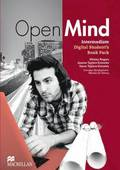 Open Mind British edition Intermediate Level Digital Student's Book Pack