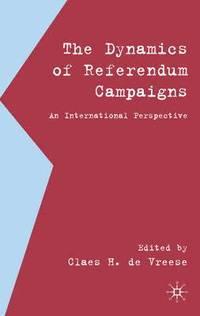 The Dynamics of Referendum Campaigns