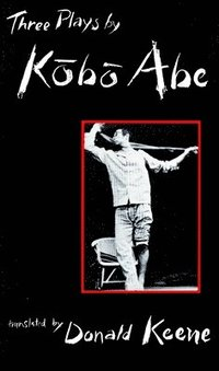 Three Plays by Kobo Abe