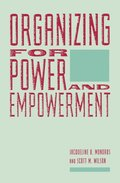 Organizing for Power and Empowerment