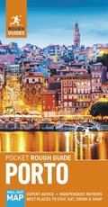 Pocket Rough Guide Porto (Travel Guide)
