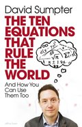 Ten Equations that Rule the World