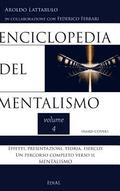 Enciclopedia del Mentalismo vol. 4 Hard Cover