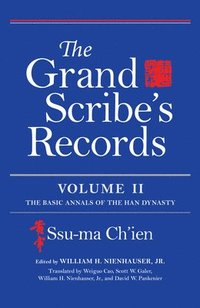 The Grand Scribe's Records, Volume II