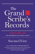 The Grand Scribe's Records, Volume IX