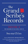 The Grand Scribe's Records, Volume X