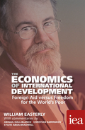 Economics of International Development: Foreign Aid versus Freedom for the World's Poor