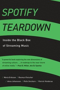 Spotify Teardown